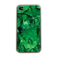 Illusion Apple Iphone 4 Case (clear) by Siebenhuehner