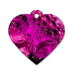 Design Dog Tag Heart (two Sided) by Siebenhuehner