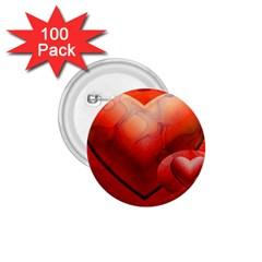 Love 1 75  Button (100 Pack) by Siebenhuehner