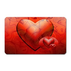 Love Magnet (rectangular) by Siebenhuehner