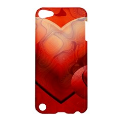 Love Apple Ipod Touch 5 Hardshell Case by Siebenhuehner