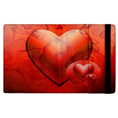 Love Apple Ipad 2 Flip Case by Siebenhuehner