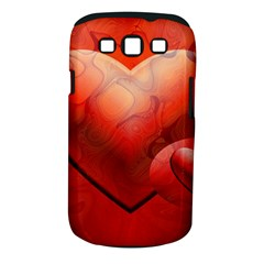 Love Samsung Galaxy S Iii Classic Hardshell Case (pc+silicone) by Siebenhuehner