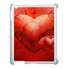 Love Apple Ipad 3/4 Case (white) by Siebenhuehner
