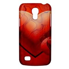 Love Samsung Galaxy S4 Mini Hardshell Case  by Siebenhuehner