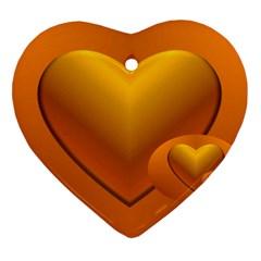Love Heart Ornament
