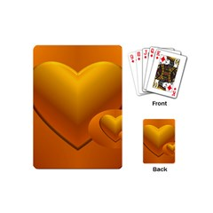 Love Playing Cards (mini) by Siebenhuehner