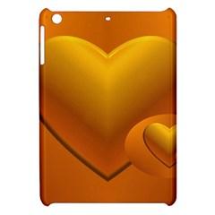 Love Apple Ipad Mini Hardshell Case by Siebenhuehner