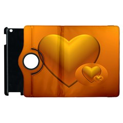 Love Apple Ipad 3/4 Flip 360 Case by Siebenhuehner