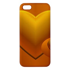 Love Iphone 5 Premium Hardshell Case by Siebenhuehner