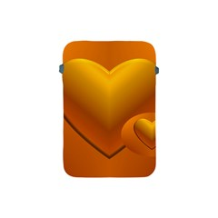 Love Apple Ipad Mini Protective Soft Case by Siebenhuehner