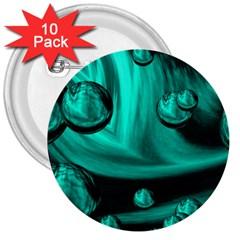 Space 3  Button (10 Pack) by Siebenhuehner