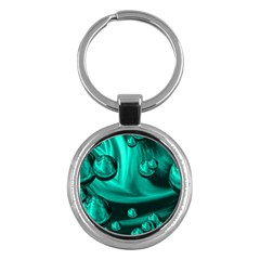 Space Key Chain (round) by Siebenhuehner
