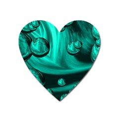 Space Magnet (heart) by Siebenhuehner