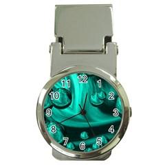 Space Money Clip With Watch by Siebenhuehner