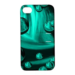 Space Apple Iphone 4/4s Hardshell Case With Stand by Siebenhuehner