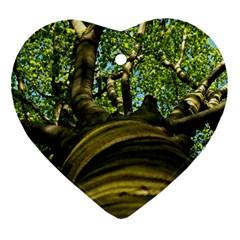 Tree Heart Ornament by Siebenhuehner