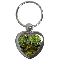 Tree Key Chain (heart) by Siebenhuehner