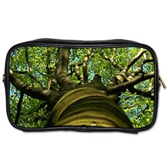 Tree Travel Toiletry Bag (one Side) by Siebenhuehner