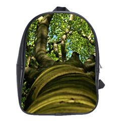 Tree School Bag (xl) by Siebenhuehner