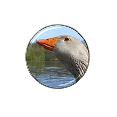 Geese Golf Ball Marker 4 Pack (for Hat Clip) by Siebenhuehner