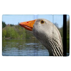 Geese Apple Ipad 3/4 Flip Case by Siebenhuehner