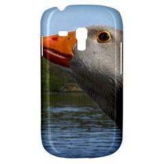 Geese Samsung Galaxy S3 Mini I8190 Hardshell Case by Siebenhuehner