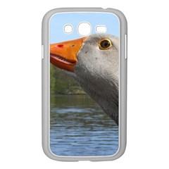 Geese Samsung Galaxy Grand Duos I9082 Case (white) by Siebenhuehner