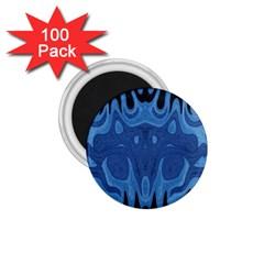 Design 1 75  Button Magnet (100 Pack) by Siebenhuehner