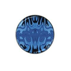 Design Golf Ball Marker (for Hat Clip) by Siebenhuehner