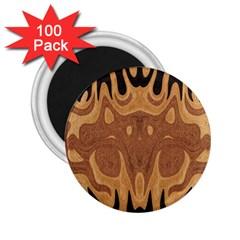 Design 2 25  Button Magnet (100 Pack) by Siebenhuehner