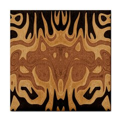 Design Face Towel by Siebenhuehner