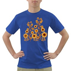 Sunflower Cheers Mens' T Shirt (colored)