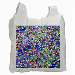 Ying Yang Recycle Bag (two Sides) by Siebenhuehner