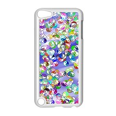 Ying Yang Apple Ipod Touch 5 Case (white) by Siebenhuehner