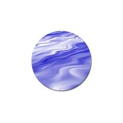 Wave Golf Ball Marker 4 Pack by Siebenhuehner
