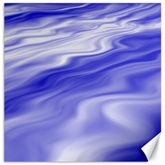 Wave Canvas 20  X 20  (unframed) by Siebenhuehner