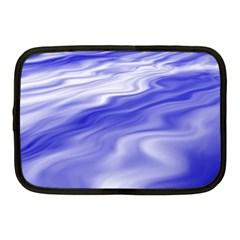 Wave Netbook Case (medium) by Siebenhuehner