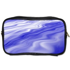 Wave Travel Toiletry Bag (two Sides) by Siebenhuehner