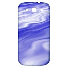 Wave Samsung Galaxy S3 S Iii Classic Hardshell Back Case by Siebenhuehner