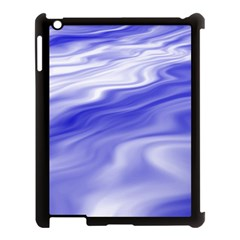Wave Apple Ipad 3/4 Case (black) by Siebenhuehner