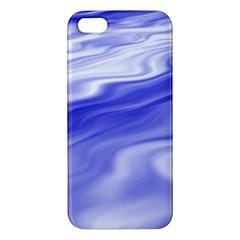 Wave Iphone 5s Premium Hardshell Case by Siebenhuehner