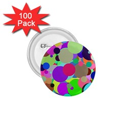 Balls 1 75  Button (100 Pack) by Siebenhuehner