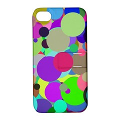 Balls Apple Iphone 4/4s Hardshell Case With Stand by Siebenhuehner