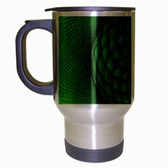 Design Travel Mug (silver Gray) by Siebenhuehner