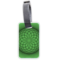 Design Luggage Tag (one Side) by Siebenhuehner