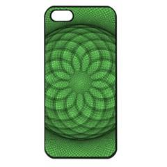 Design Apple Iphone 5 Seamless Case (black) by Siebenhuehner