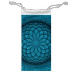 Spirograph Jewelry Bag by Siebenhuehner