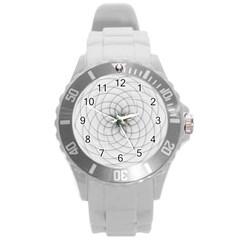 Spirograph Plastic Sport Watch (large) by Siebenhuehner