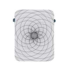 Spirograph Apple Ipad 2/3/4 Protective Soft Case by Siebenhuehner